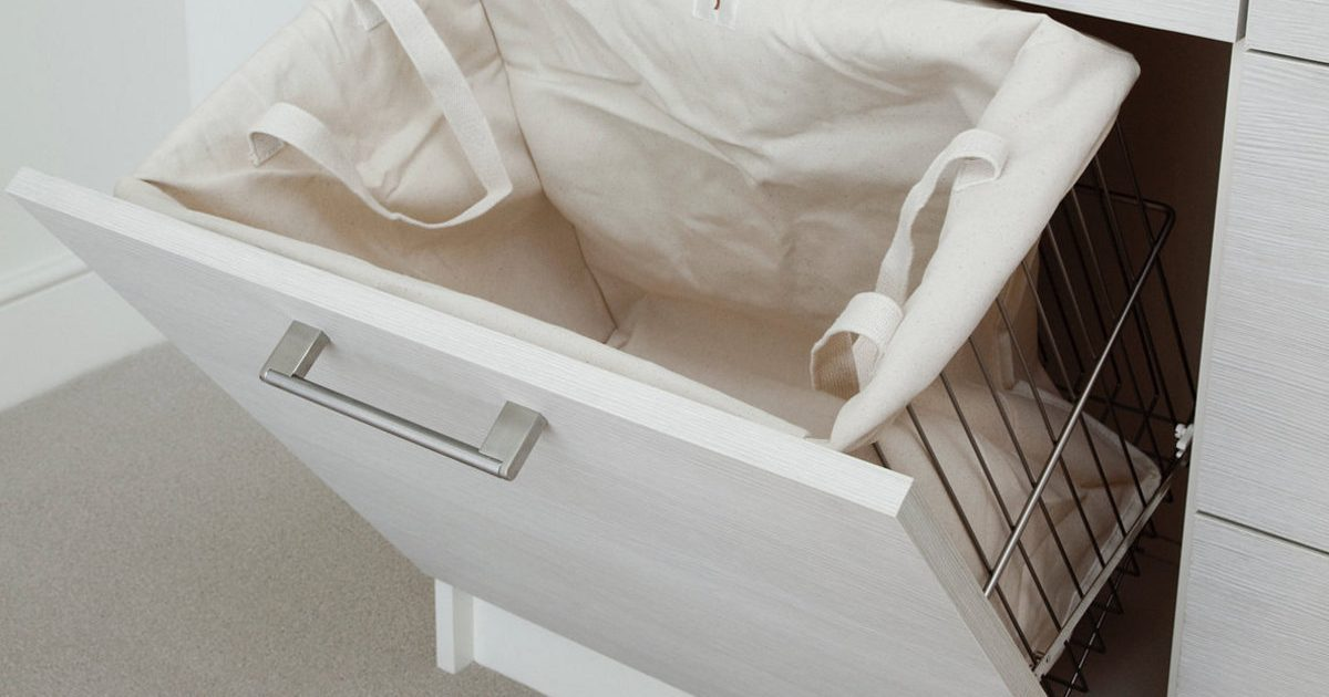 custom laundry hamper
